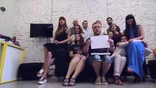 Офис digital агентства Grape(, 2014-08-05T09:51:53.000Z)