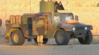Marine Training In Yuma, Az