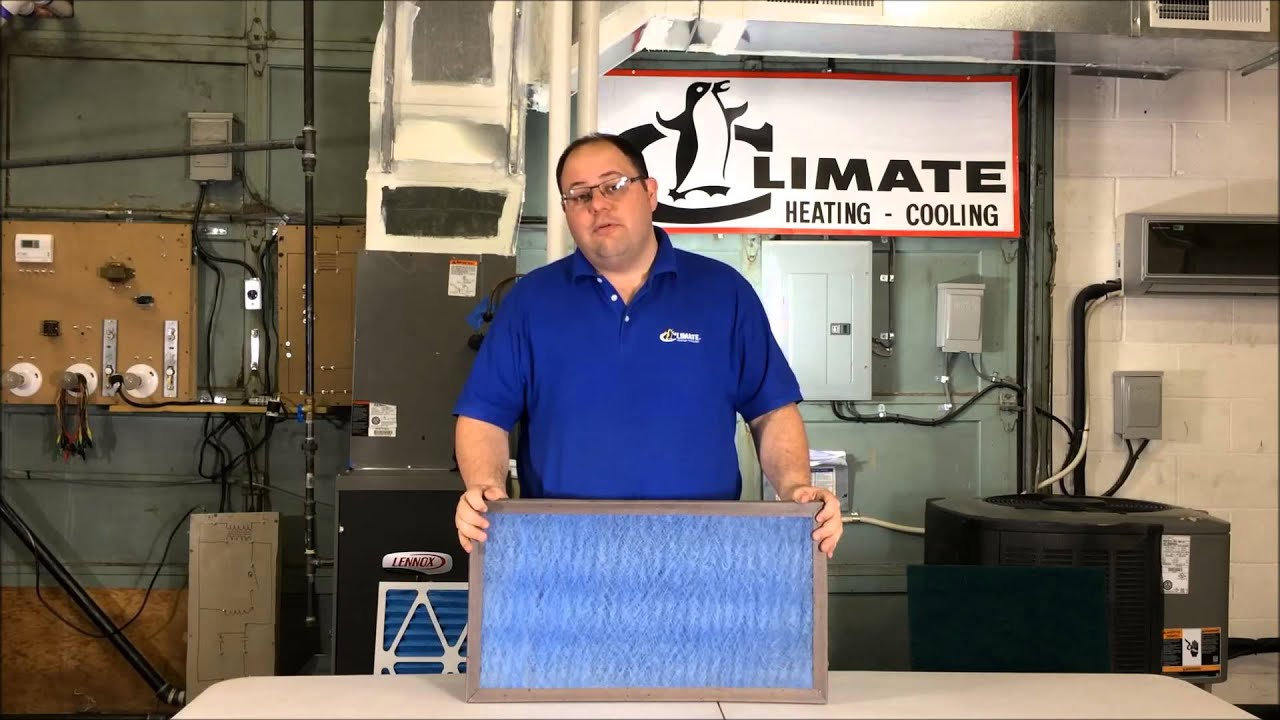 Choosing a home furnace filter youtube for Choosing a furnace for your home