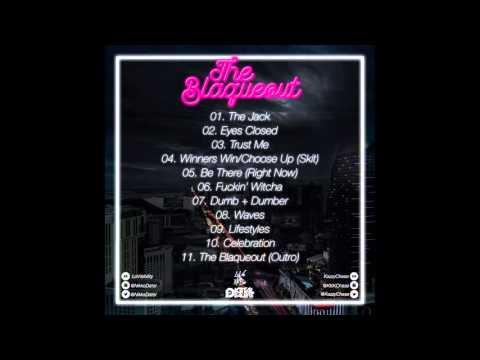 Nikko Dator x Kazzy Chase - The Blaqueout (Full LP)