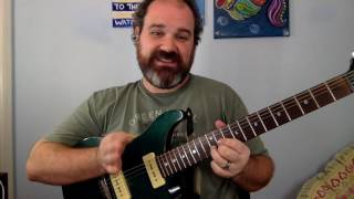 In the Mind of Jerry Garcia: Sugaree Chord Soloing