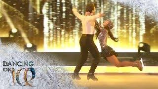 Volle Punktzahl! Sarah Lombardis glamouröser, letzter Auftritt! | Finale | Dancing on Ice | SAT.1
