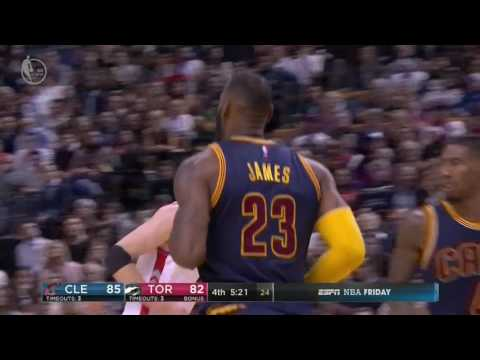 Cleveland Cavaliers vs Toronto Raptors | October 28, 2016 | NBA 2016-17 Season