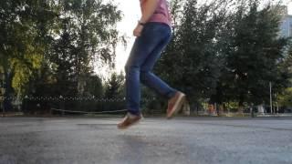 Танец драм-н-бэйс @ DNB dance @ Drum and Bass