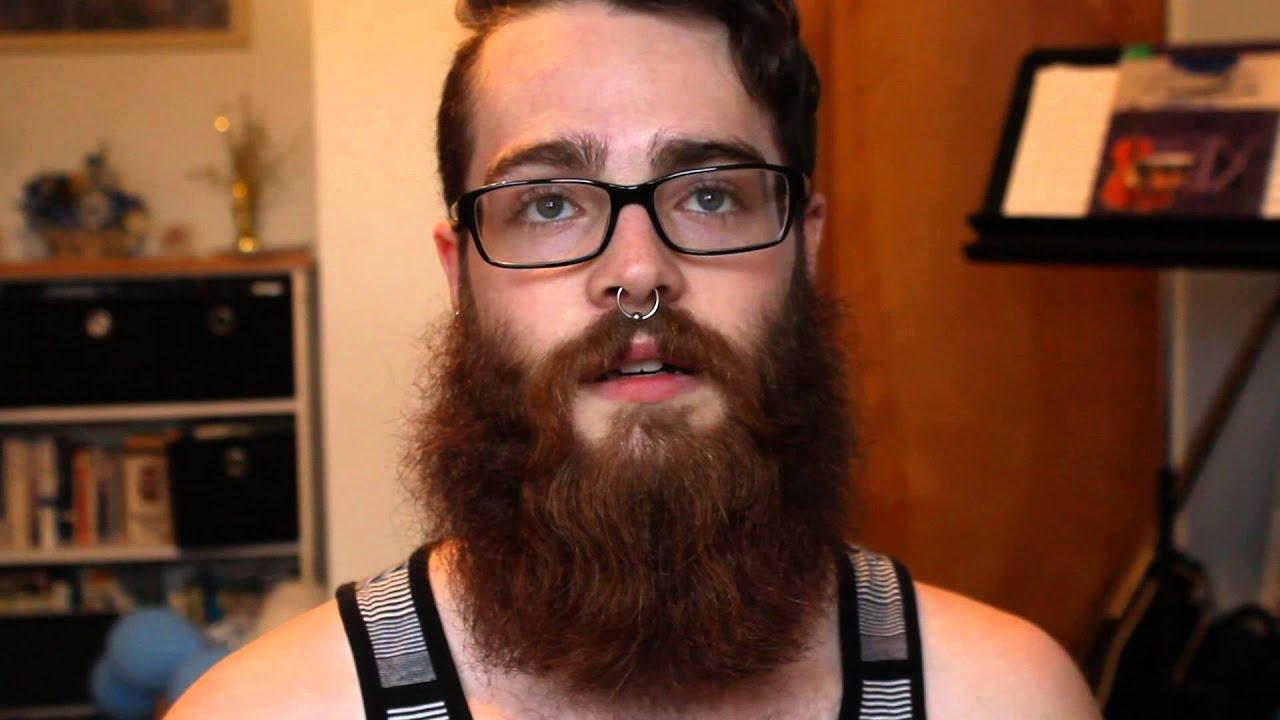 how to groom your beard w 8bitbriga beard youtube. Black Bedroom Furniture Sets. Home Design Ideas