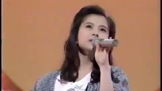 三浦理恵子による松田聖子のカバー。 作詞:三浦徳子、作曲:財津和夫。