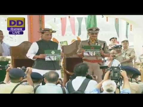 The 53rd Raising Day of Indo-Tibetan Border Police - LIVE
