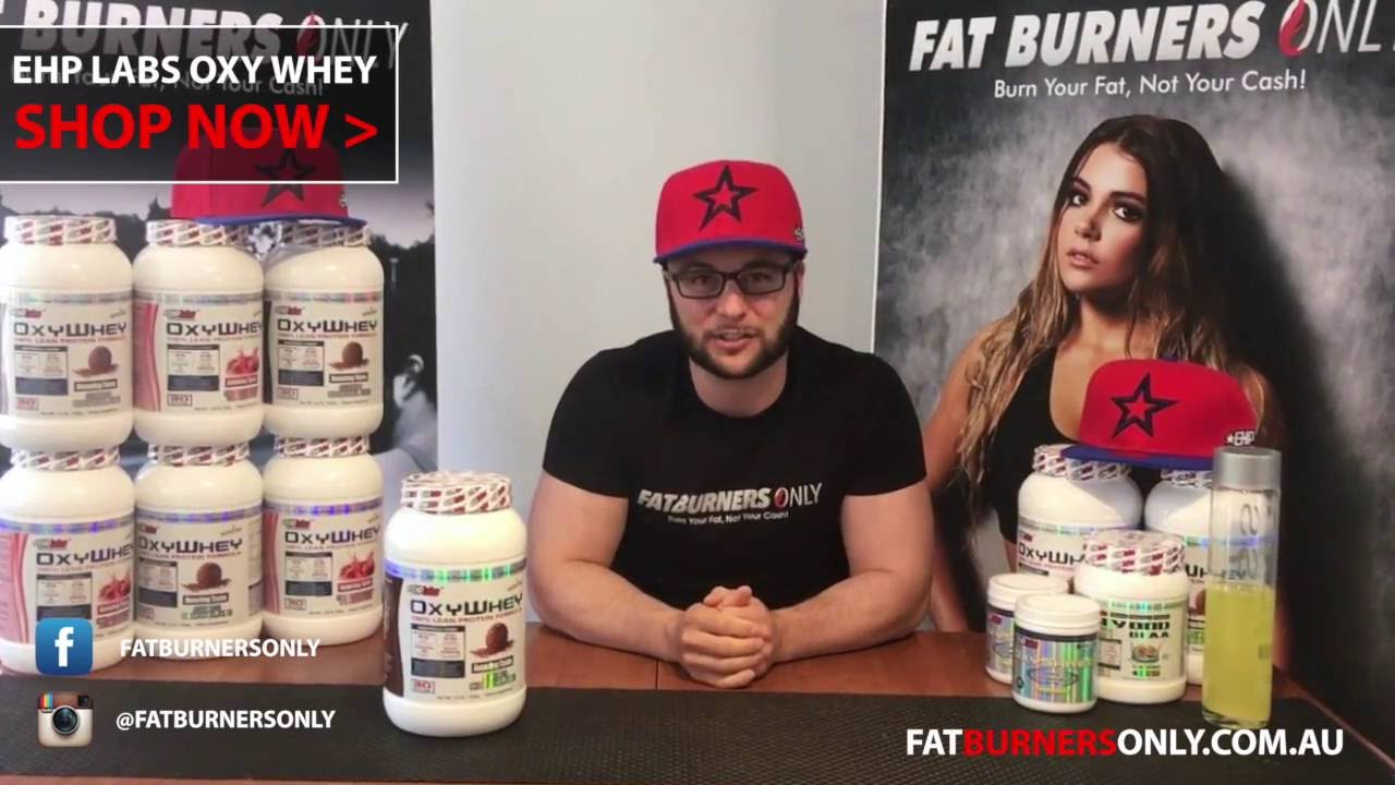 Oxywhey By Ehplabs Review From Fat Burners Only Youtube