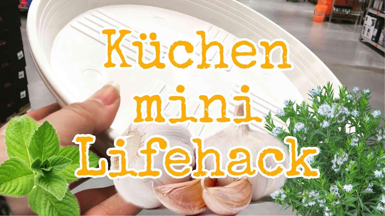 Küchen LIFEHACK Gewürze im Küchenschrank - YouTube