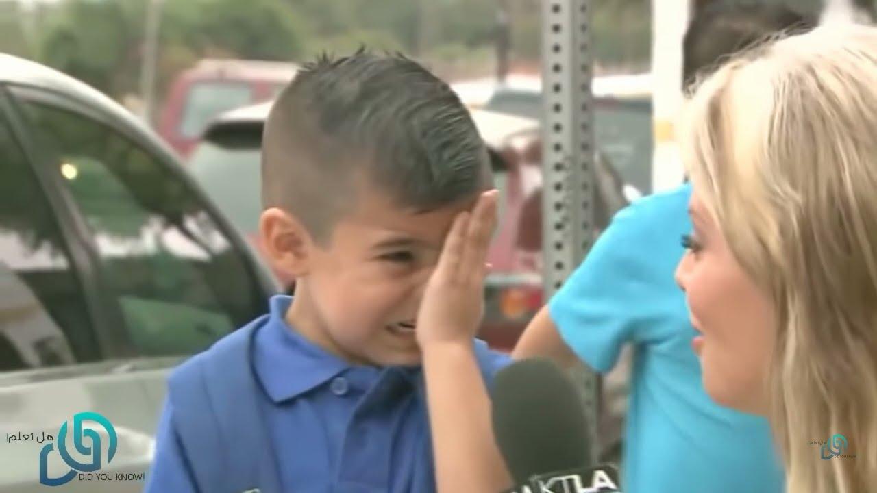 هذا الطفل أبكى العالم العربي كله و سوف تبكي انت الآن | شاهد المفاجئة