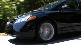 Roadfly.com - 2007 Honda Civic Si Road Test and Review