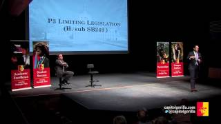 2016 Legislative Townhall (second session) - Pittsburg State University