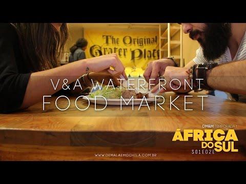 DM&M Travel Show -  V&A Waterfront Food Market - ÁFRICA DO SUL