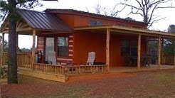 Tiny House Nation Mini Cabin Homes For Sale in Frio County TX Call 888-560-7191