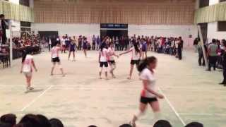 Video | Chung kết bóng chuyền nữ trường ĐH Quảng Bình 07 03 | Chung ket bong chuyen nu truong DH Quang Binh 07 03