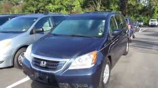 2010 Honda Odyssey EX-L Full Tour, Engine & Overview