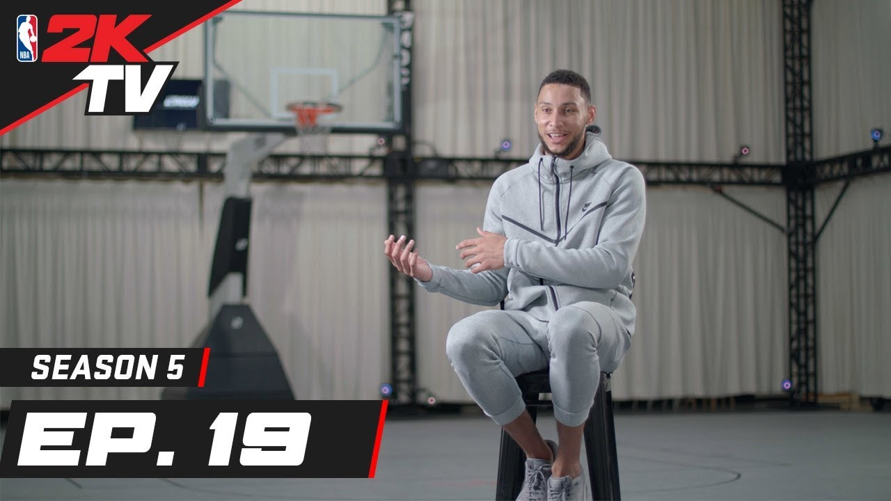 Australian Cover Athlete Ben Simmons! - NBA 2KTV S5. Ep. 19