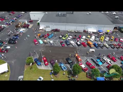 Westgate Charity Car Show June 26, 2016 Lima, Ohio