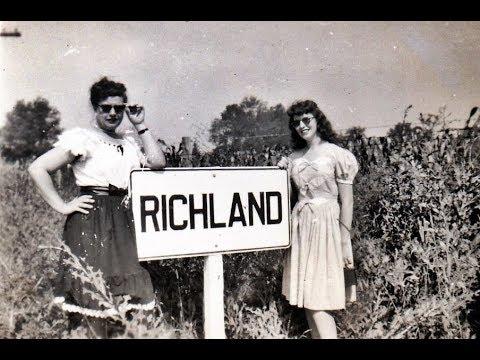 Richland  Cemetery,  Rush  County,  Indiana