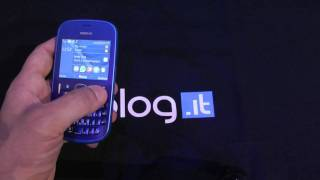 Nokia 201 preview dal Nokia World 2011 Full HD da HDblog