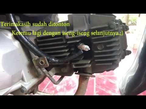 Ground strap koil motor