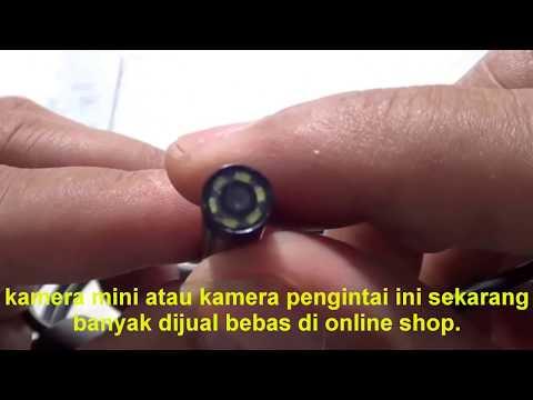 Teknologi kamera pengintai yang harus diwaspadai wanita