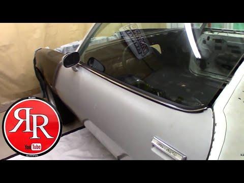 70-81 Camaro Window Felts