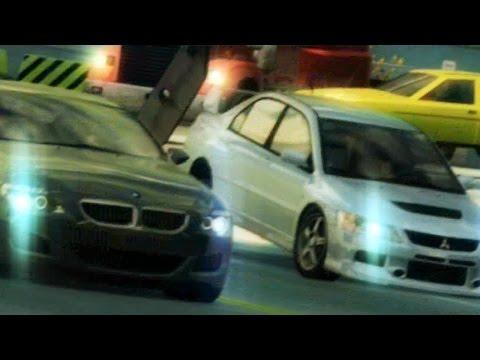 Полный фильм из игры Need for Speed™ Undercover
