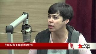 """""""Pasaulis pagal moteris"""": Aldona Vilutytė ir Nomeda Marčėnaitė"""