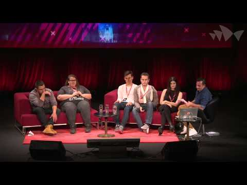The New Satirists Panel, Festival of Dangerous Ideas 2015