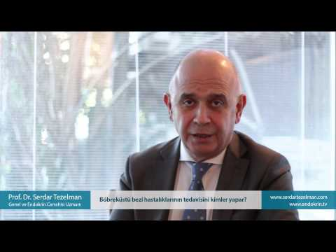 Böbreküstü Bezi Hastalıklarının Tedavisini Kimler Yapar? - Prof. Dr. Serdar Tezelman