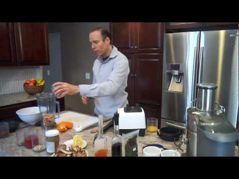 Make Healthy Dressings - Dr. Fuhrman