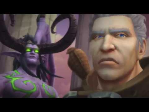 World of Warcraft - Mort de Kil'jaeden [FR]