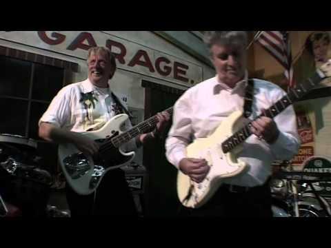 East & West Rockers - Begin The Beguine (guitar instr. pop/rock video clip)