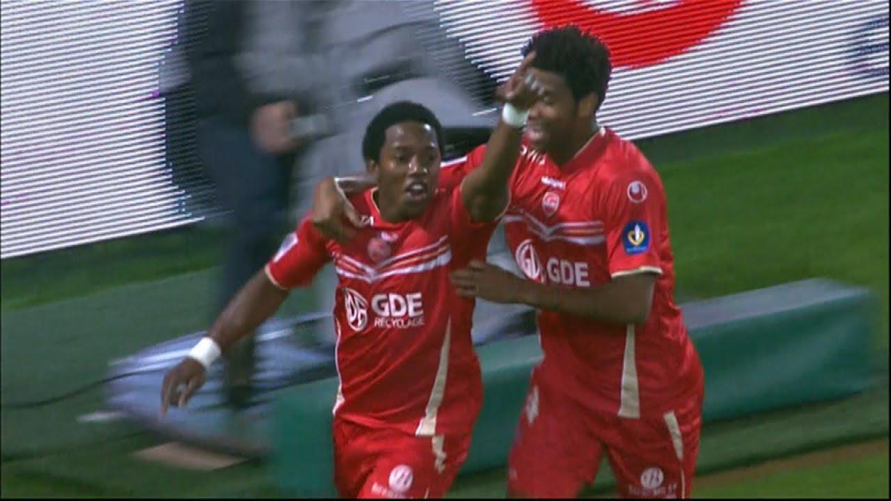 But Carlos SANCHEZ MORENO 11 Valenciennes FC FC Lorient 6