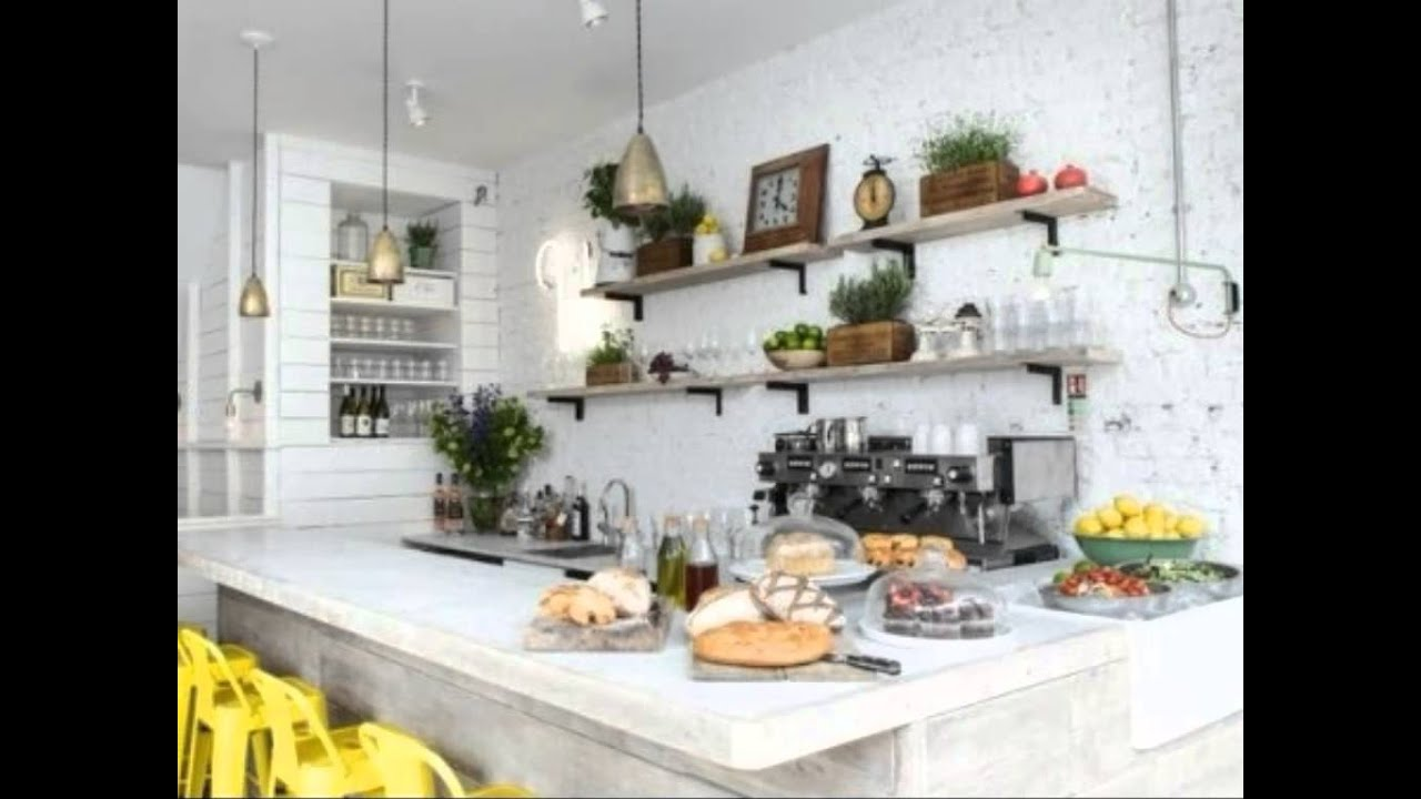 Cafe Interior Design u0026 Decoration Ideas In The World!! Beautiful Design!! - YouTube & Cafe Interior Design u0026 Decoration Ideas In The World!! Beautiful ...