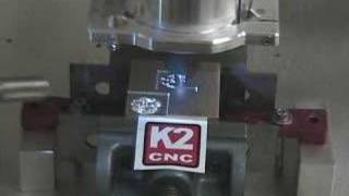 K2 Cnc Router - Brass - Mach 3
