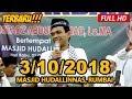 Ceramah Terbaru Ustadz Abdul Somad Lc, MA - Masjid Hudallinnas, Rumbai