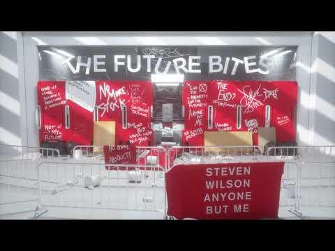 Steven Wilson - ANYONE BUT ME mp3 ke stažení