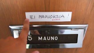 На каждой двери — фамилия владельца! Экскурсия по дому в Хельсинки(Экскурсия по дому в Хельсинки. Продолжаем рассматривать детали простой многоквартирной застройки финской..., 2016-08-24T19:49:44.000Z)