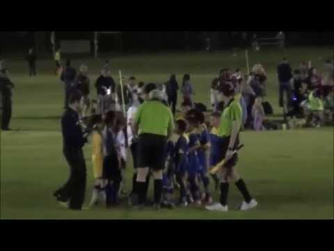 2016-09-07 Lidcombe CSC U8 vs Kings Old Boys - Grand Final
