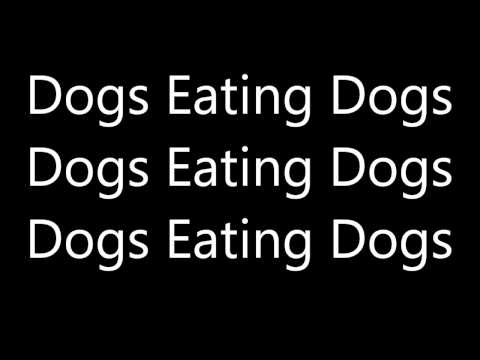 Blink 182 - Dogs Eating Dogs Lyrics (HQ)