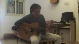 Có một dòng sông đã qua đời - fingerstyle guitar solo