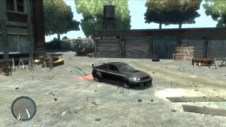 Sultan RS Location in GTA IV