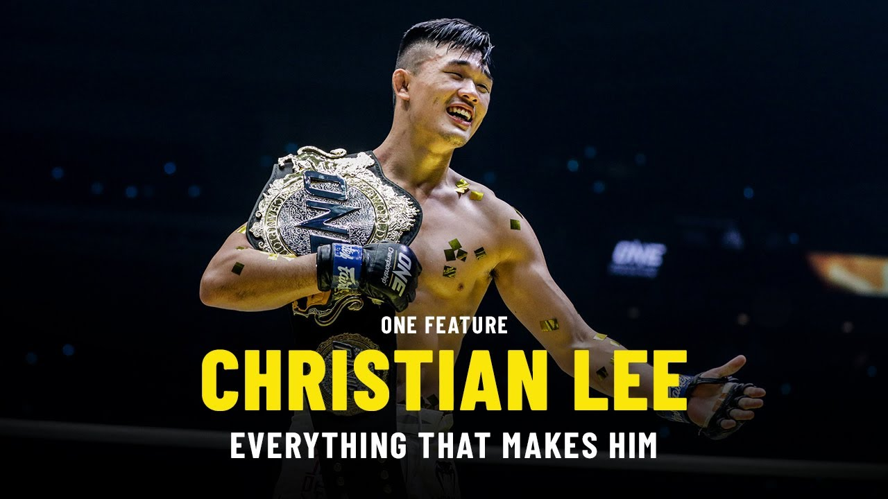 Everything That Makes Christian Lee   ONE Feature