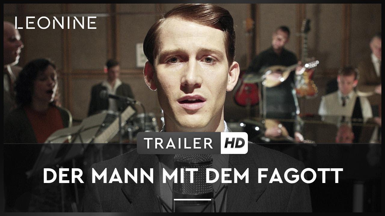 Der Mann mit dem Fagott - Trailer (deutsch/german)