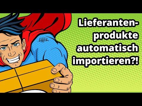 tricoma Wissen - Lieferantenprodukte automatisch importieren, Lieferanten einfach anbinden