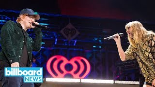 Ed Sheeran Says a Video is Coming for Taylor Swift's 'End Game' | Billboard News