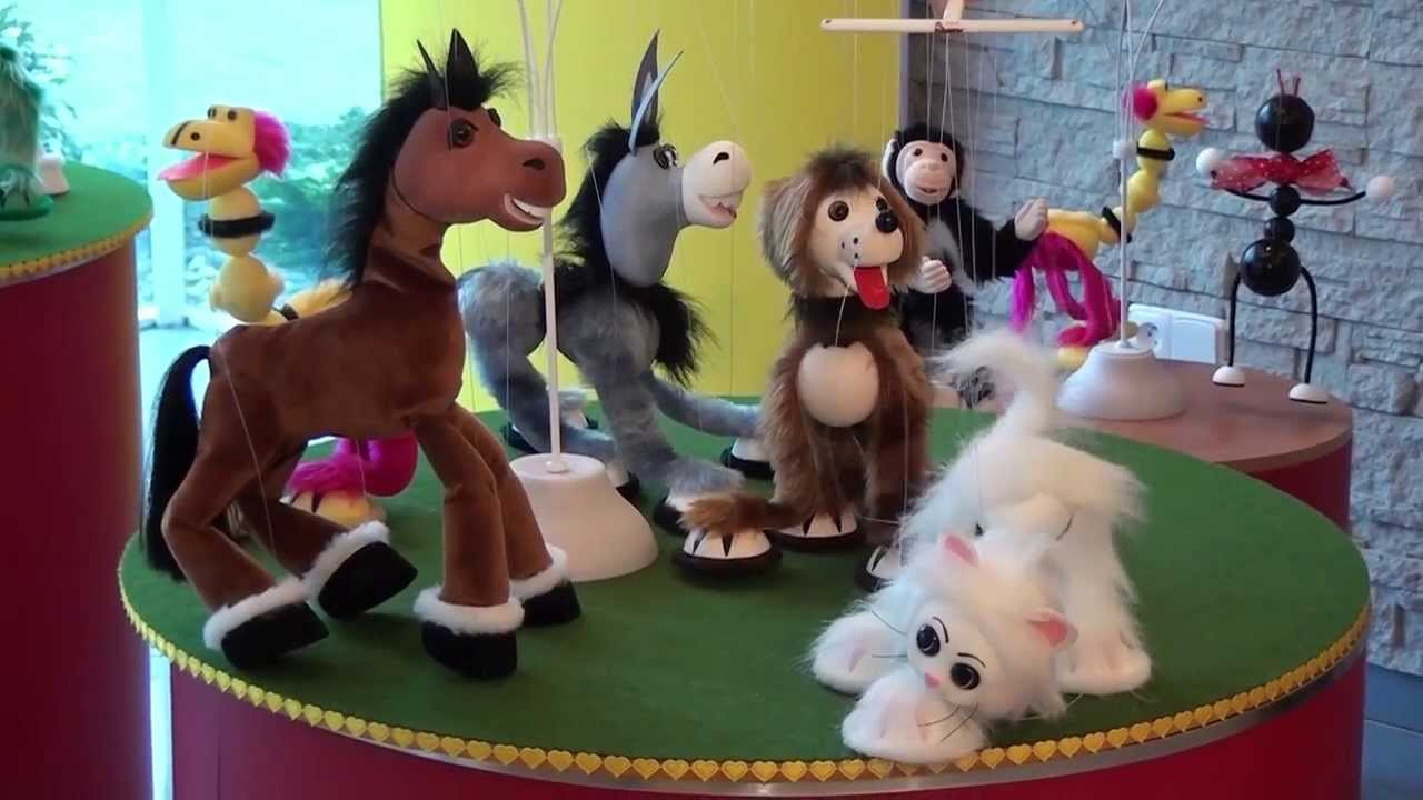 bc00a5785 Dandy Toys Marioneta Dráčik zelený   divadielko.sk