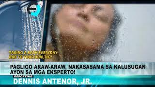 EXPERTS OPINION: EPEKTO NG PAGLIGO ARAW-ARAW